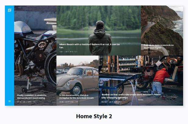 Sojka - Magazine & Personal Blog WordPress Theme - 2