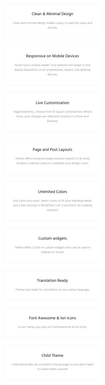 Sojka - Magazine & Personal Blog WordPress Theme - 3